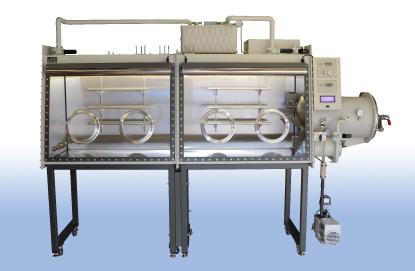 VAC社グローブボックス OMNI-LAB 2ボックス
